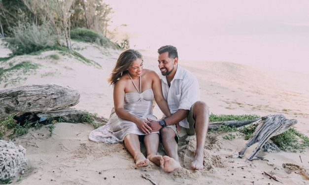 An Action-Packed Babymoon in Maui