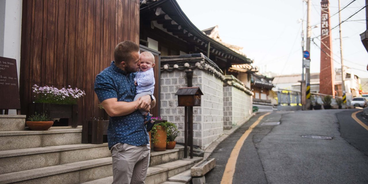 Flytographer Celebrate's Father's Day 2017