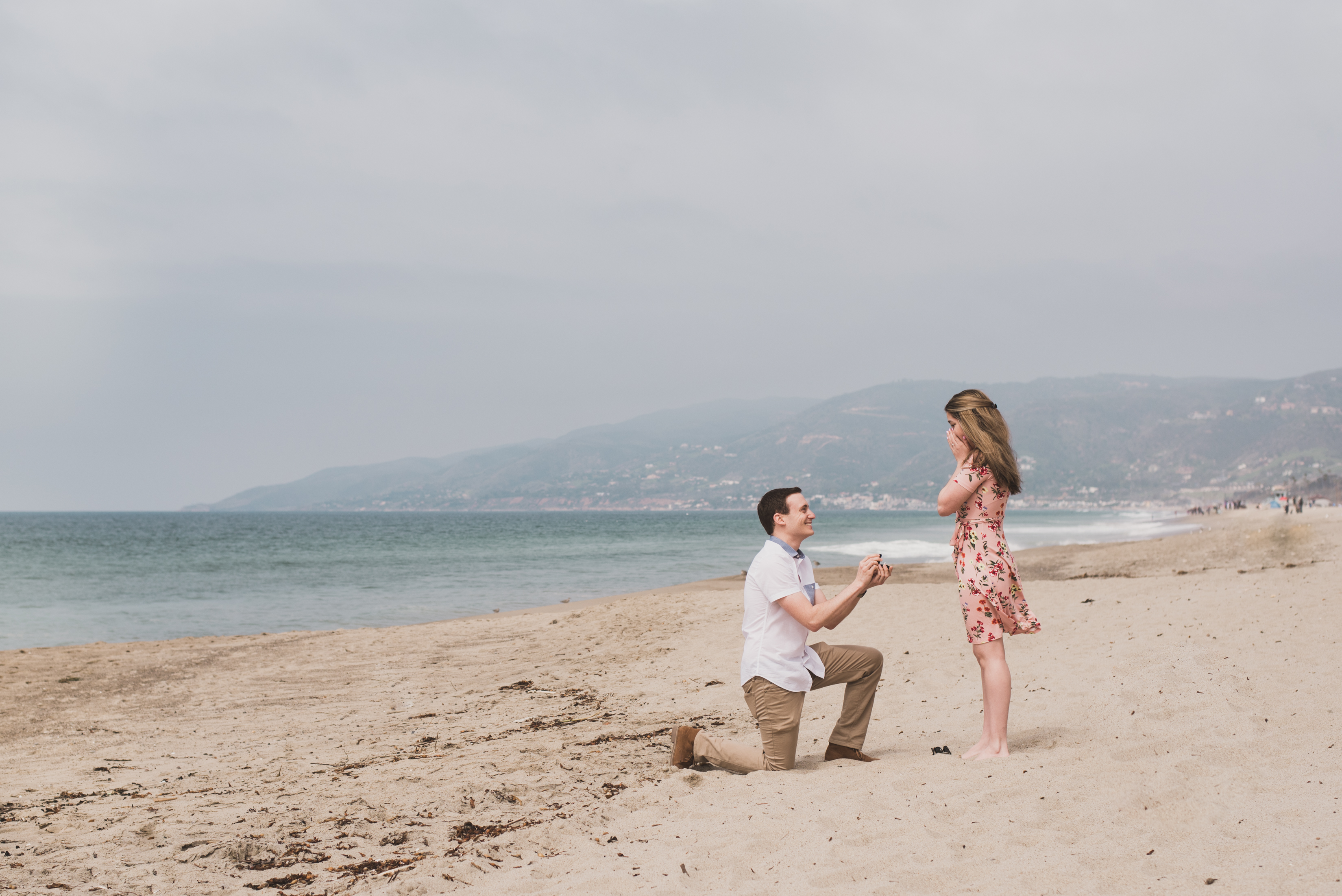 Malibu Proposal