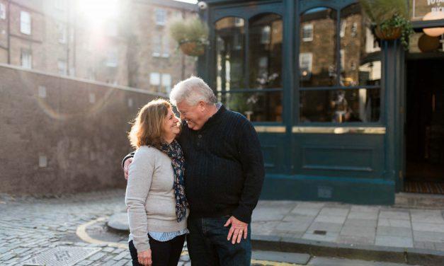 Cheers to 35 Years in Edinburgh