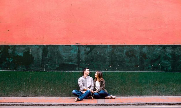 A Celebration of Love on the Inca Trail