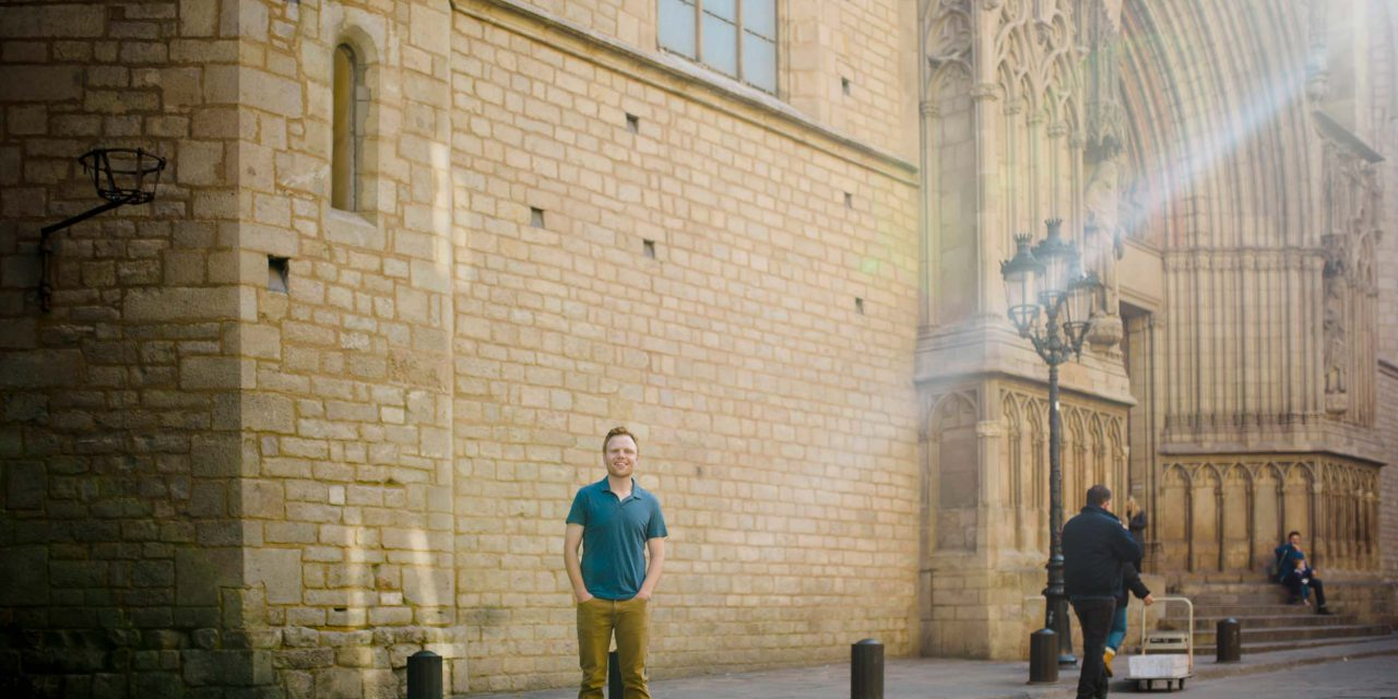 Traveller of the Week: Alex Beene