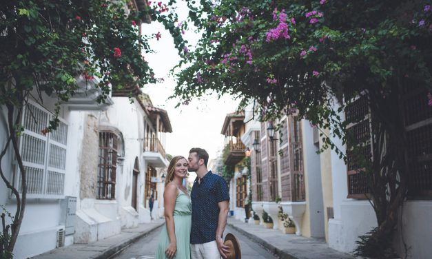 """Flytographer Named One of Travel + Leisure's """"Best Gifts For Couples"""""""