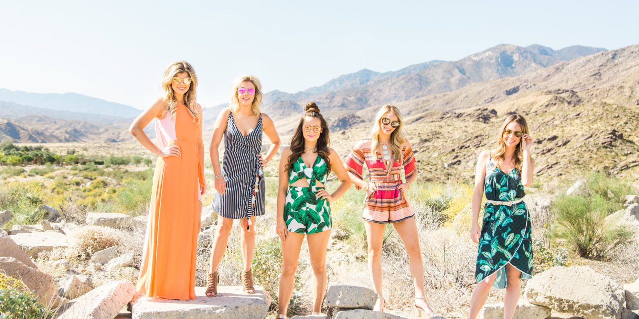 Girls' Guide to Palm Springs