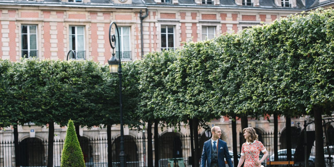 Top 10 Secret Romantic Spots in Paris