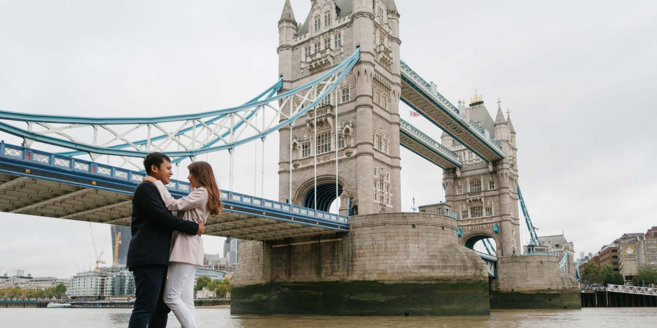 Best Places to Take Photos in London
