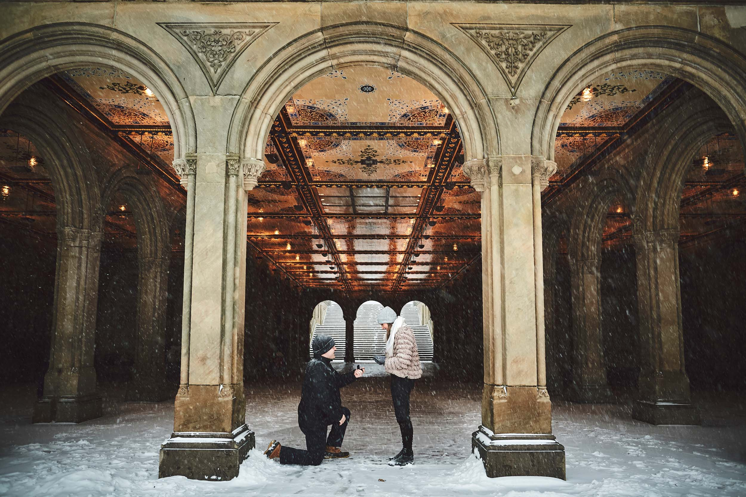Top 10 Best Winter Proposal Locations