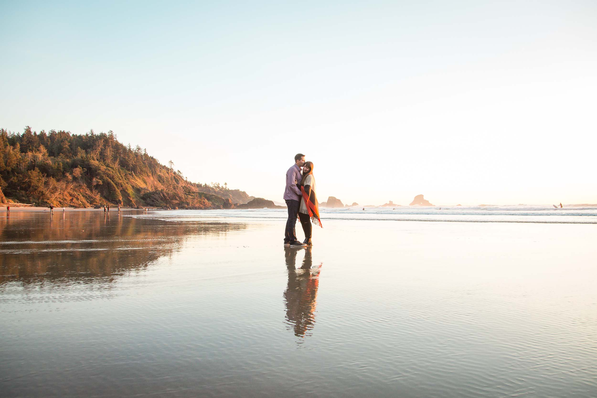 cannon beach proposal