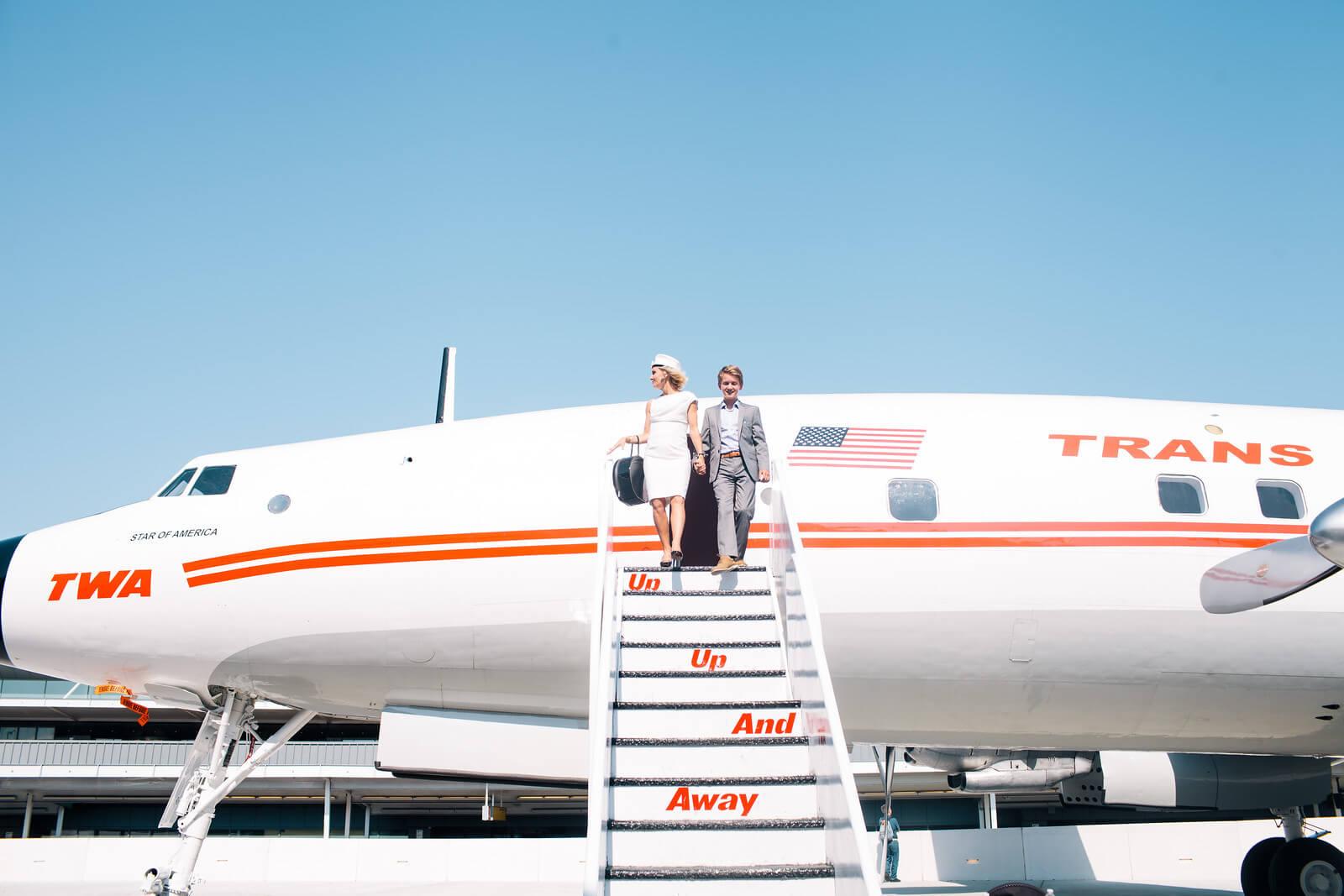 JFK's New TWA Airport Hotel Is a Design Lover's Dream