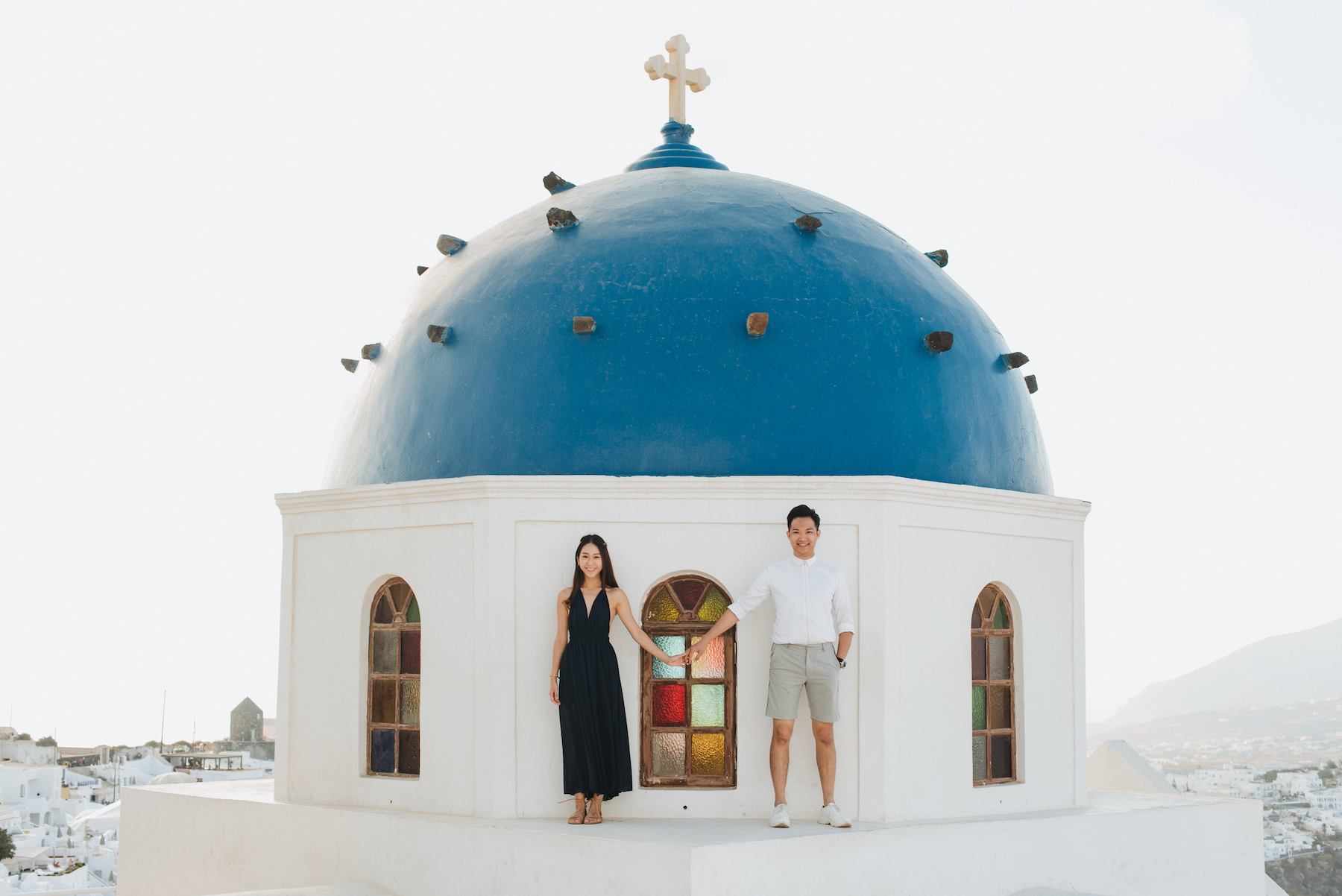 Top 5 Places to Take Photos in Santorini